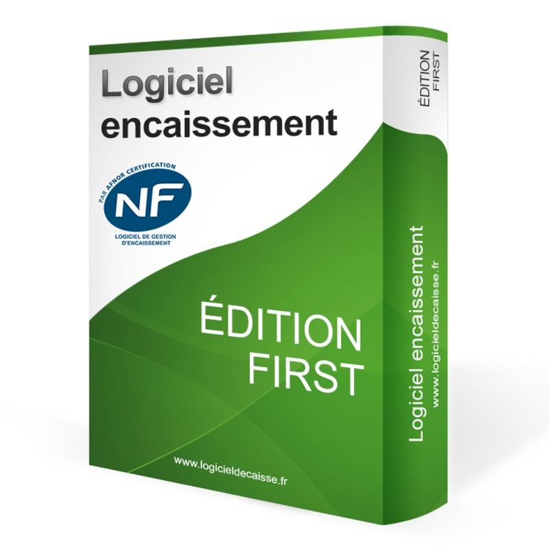 Logiciel de caisse NF Clyo édition First