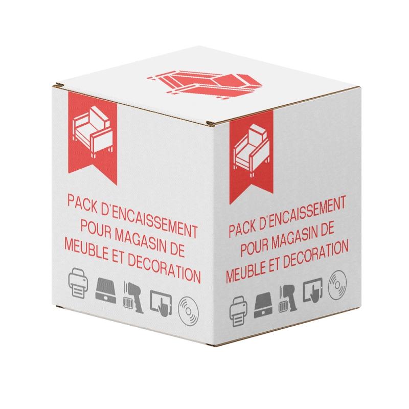 Caisse enregistreuse pour magasin de meuble et d coration - Meuble pour caisse enregistreuse ...